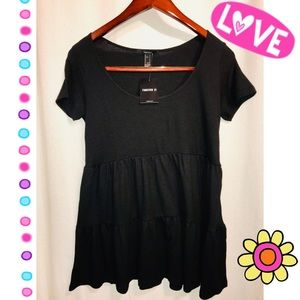 WITH TAGS | FOREVER 21 | KNIT DRESS | Black